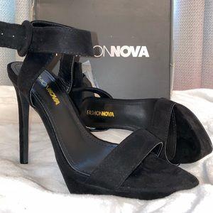 Brand New Black Heels